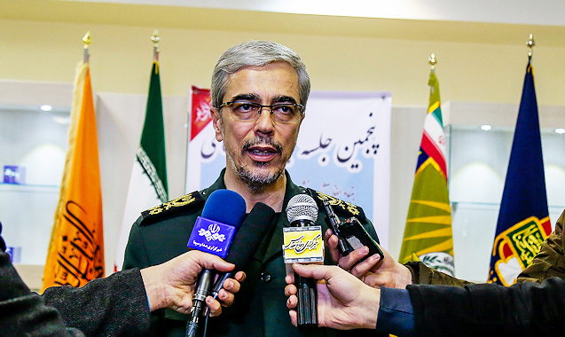 سرلشکر باقری در جمع خبرنگاران: مراسم اربعین حسینی بدون هیچ مشکل امنیتی برگزار شد