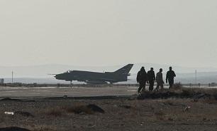 حمله موشکی تروریستها به پایگاه هوایی حمص/ پدافند سوریه موشکها را سرنگون کرد