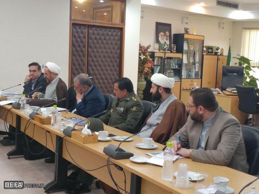 لزوم مشارکت همه دستگاه های استانی و ملی در ساخت مرکز فرهنگی دفاع مقدس گلستان