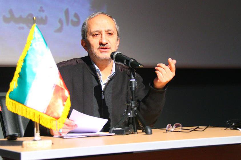 سردار سوهانی: دفاع مقدس را روایت کنید تا دچار تحریف نشود