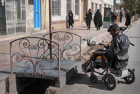 شهر تهران «معلول» است/ جانبازان در آییننامه نظام مهندسی دیده نشدهاند
