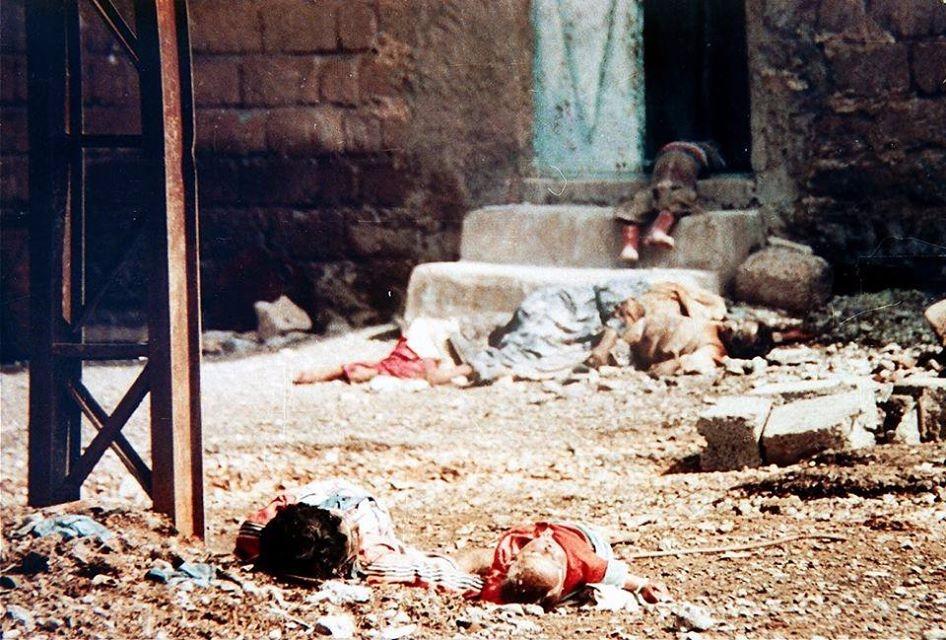 «حلبچه»، با نفس پاسداران ایرانی زنده ماند