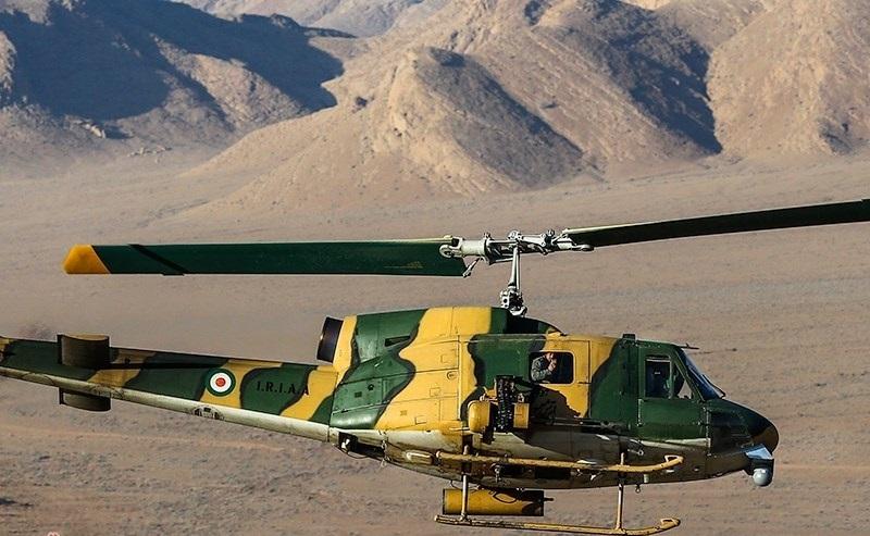 از تسلیح بالگردهای ترابری تا ماموریت هوانیروز در استراتژی آفندی