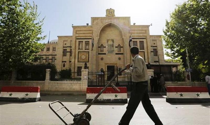 سفر هیئت ترکیهای به دمشق