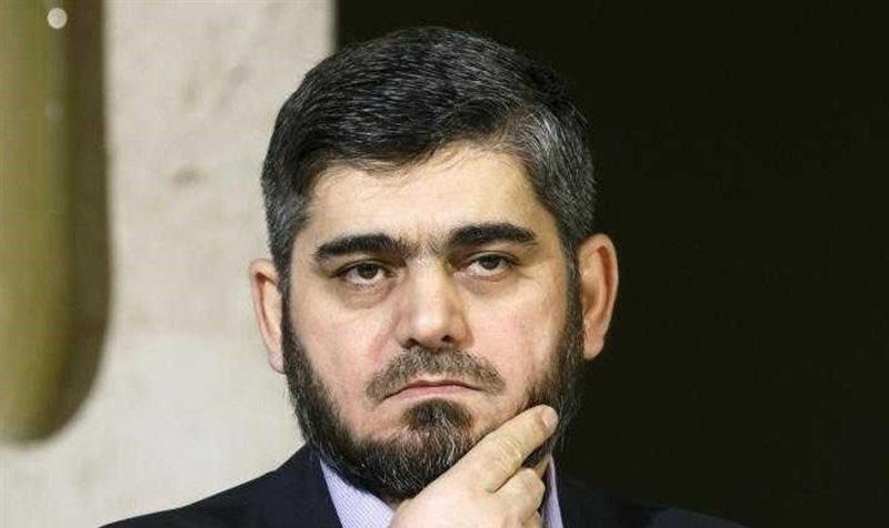 استعفای علوش از «جیش الاسلام »