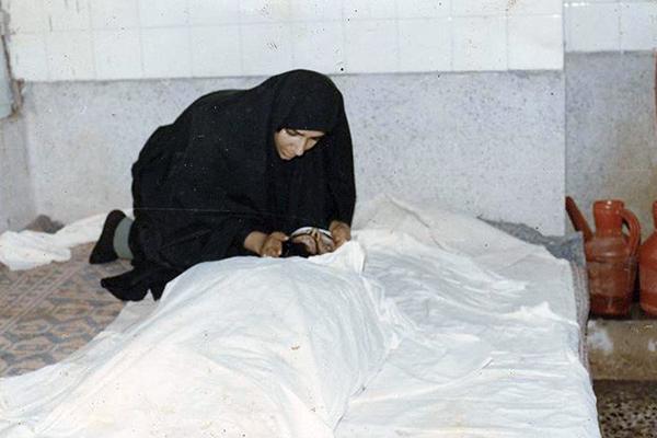 همسر شهید رضوانخواه: برگزاری مراسم ازدواج و وداع در یک مسجد