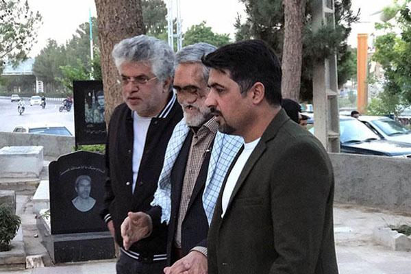 «بدون تعارف» اینبار پای حرف های جانباز یزدی نشست /تنها آرزویم دیدار با رهبر معظم انقلاب اسلامی