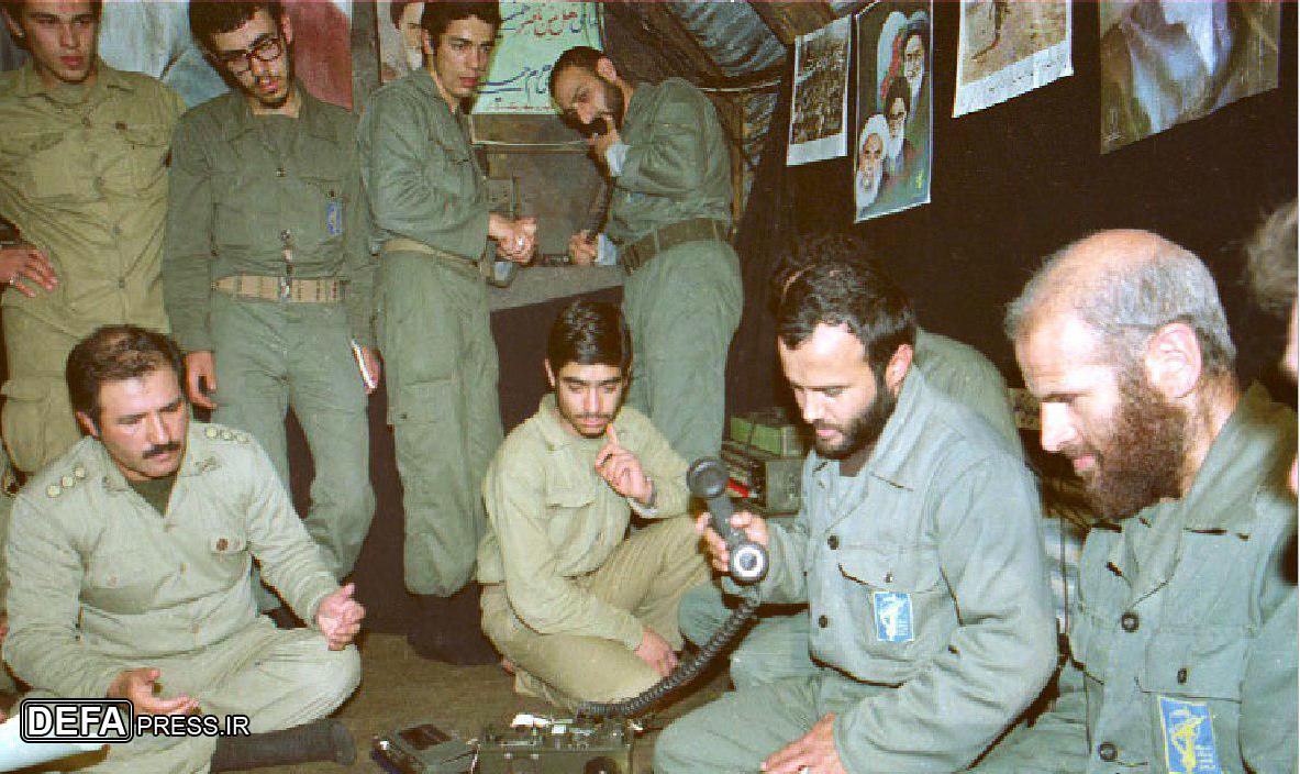 فرماندهان لشکر باید در خط مقدم میبودند/ تخصص شهید کاظمی نفوذ به جناح دشمن بود/ روش فرماندهی در سپاه اقناعی بود