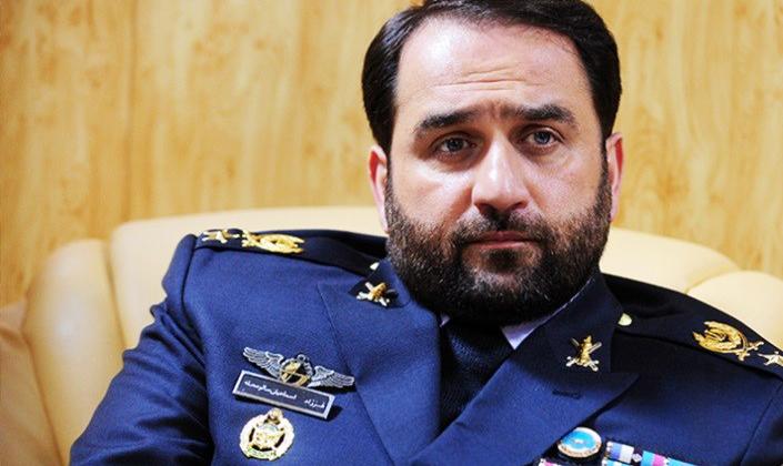 امیر اسماعیلی دستیار فرمانده کل ارتش شد