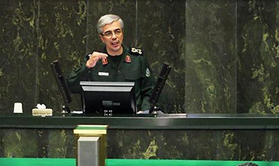 نیروهای مسلح در توسعه قدرت دفاعی منتظر لبخند هیچ قدرتی نیستند