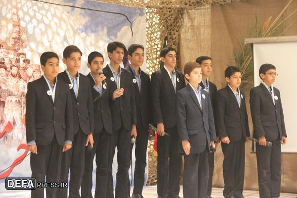 مراسم بزرگداشت سوم خرداد در یزد برگزار شد