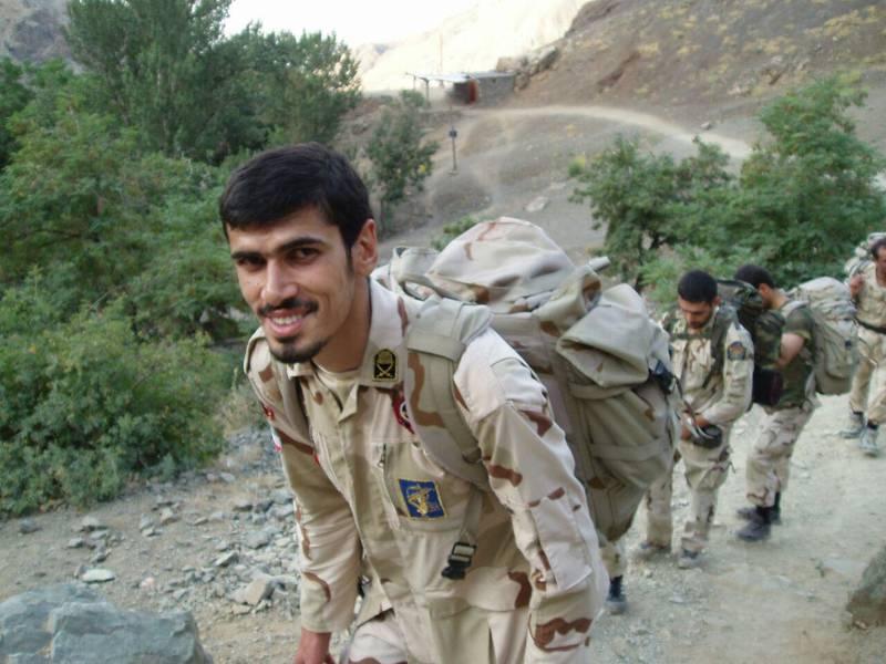 نگرانی شهید احمدی پناه از «طی الارض» دوست شهیدش/ یوسف مست صلوات بود