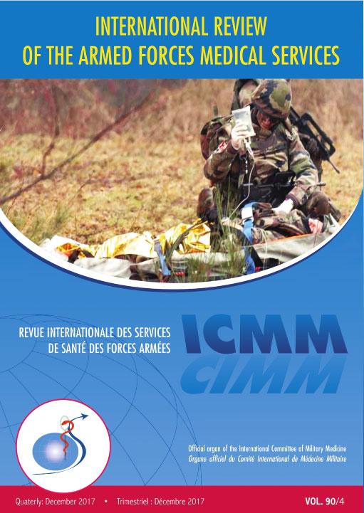 کمیته بینالمللی طب نظامی ۱۱۷ عضو دارد
