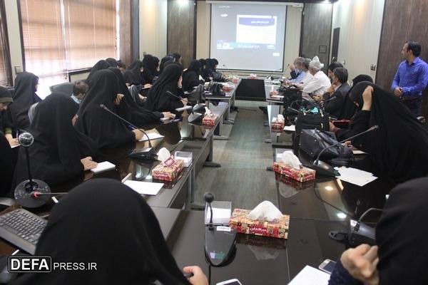 دومین جلسه دوره آموزشی تربیت مربی سبک زندگی اسلامی برگزار شد