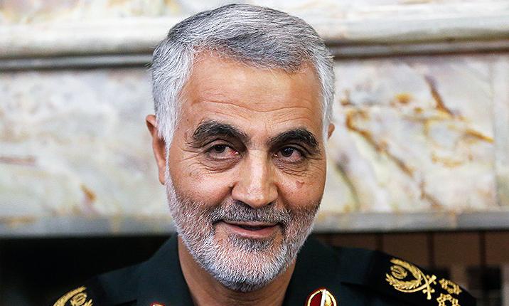 پیام سرلشکر سلیمانی به رئیس جمهور