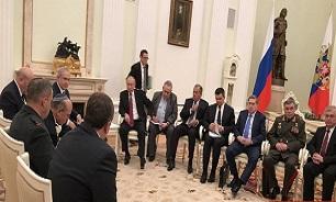 نتانیاهو در دیدار با پوتین بازهم ادعاهای ضدایرانی خود را تکرار کرد