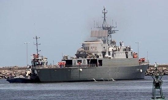 نهنگ 33 هزار تنی نداجا، کاندیدای حضور در اقیانوس اطلس