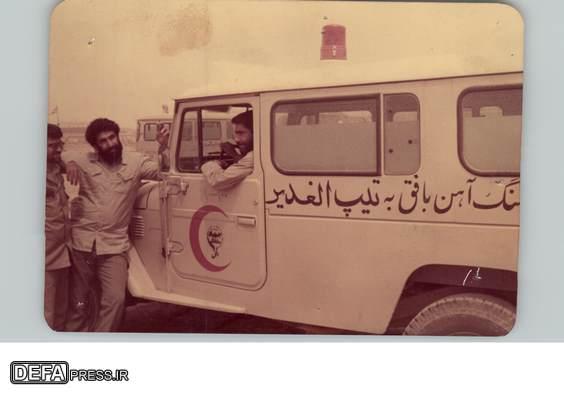 نقش شهرستان بافق در انقلاب و دفاع مقدس