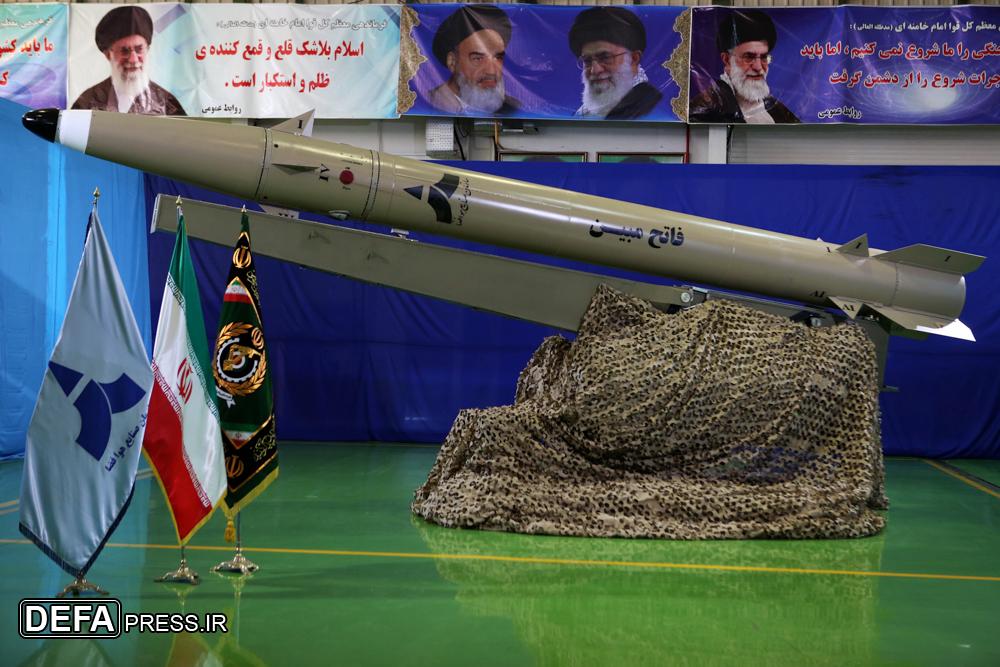 موشک «فاتح مبین» صددرصد بومی با قابلیتهای فراوان است/ مداخلات پوچ دشمنان در امور دفاعی ایران ارزش پاسخگویی ندارد