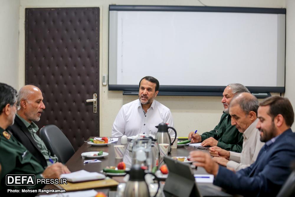 آمادگی بنیاد حفظ آثار و نشر ارزشهای دفاع مقدس برای تبیین نقش جهاد سازندگی در جنگ تحمیلی
