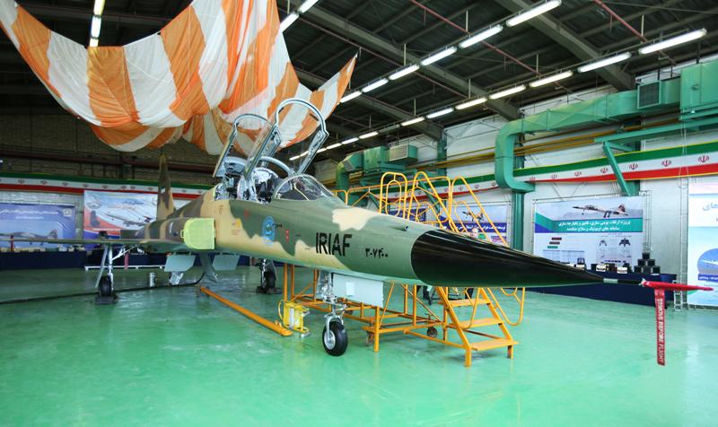 نخستین هواپیمای جنگنده ایرانی با نام «کوثر» به پرواز درآمد