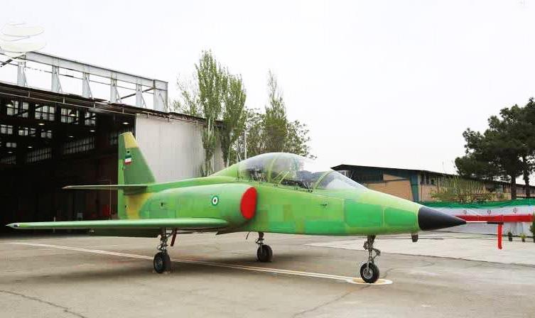 جنگنده «کوثر» با جت آموزشی «کوثر 88» متفاوت است