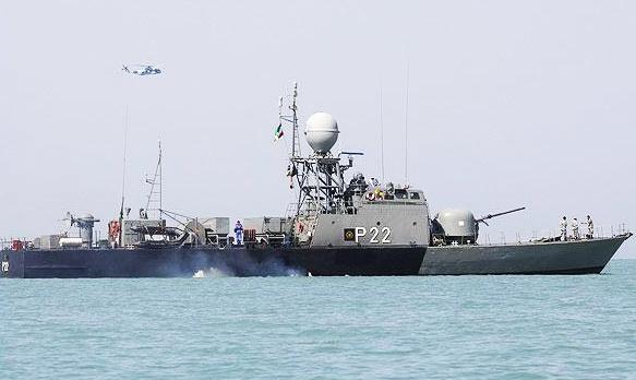 9 مرداد؛ مسابقات جام دریا با حضور ارتش ایران آغاز میشود