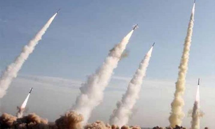 شلیک 7 فروند موشک زمین به زمین به محل استقرار و جلسه سران تروریستها / پاسخ های سخت و کوبنده تر در صورت تکرار شرارت و شیطنت
