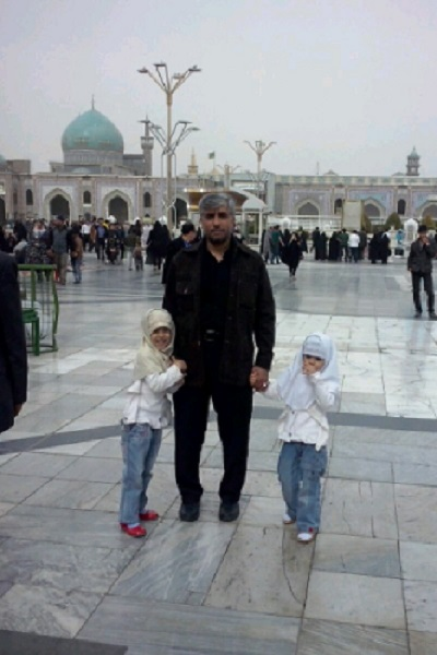 کسب اجازه از ارباب برای سربازی خواهر/ فاطمه زهرای بابا، من زنده هستم