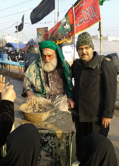 وصال به خواستهای که در هر قدم پیادهروی اربعین طلب شد/ مهمان نوازی مردم عراق در خاطرات یک شهید/ ماجرای بشارت حضرت زهرا (س) به یک شهید