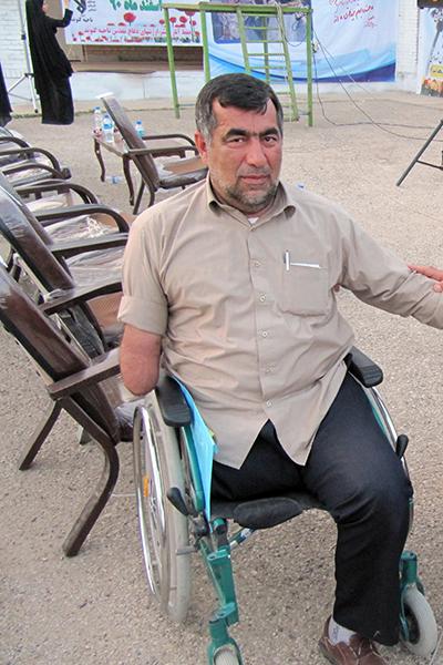 یک جانباز در حادثه تروریستی اهواز به شهادت رسید