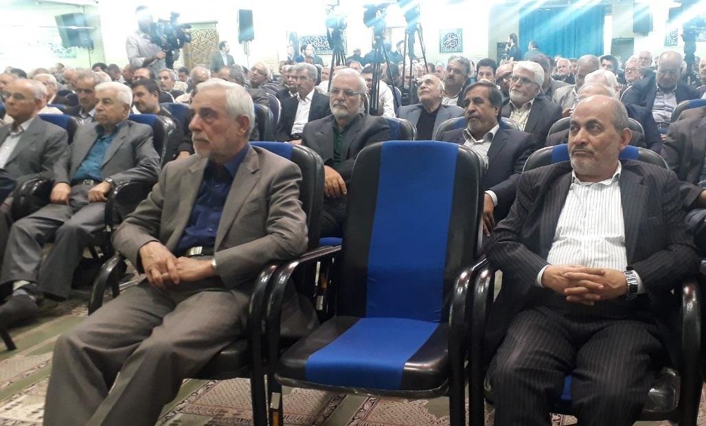 سی و یکمین محفل انس پیشکسوتان جهاد و شهادت برگزار شد