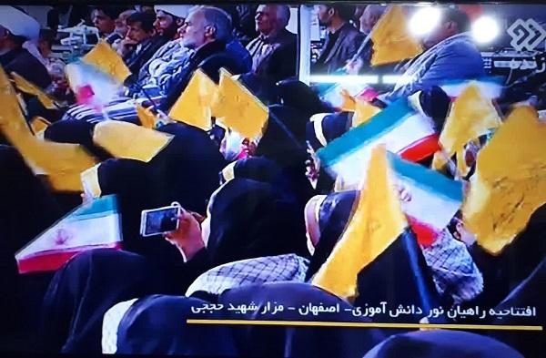 آغاز راهیان نور دانشآموزی از مزار شهید «حججی»+ عکس