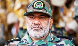 امیر نعمتی در صبحگاه مشترک: تروریستها از ملت ایران پاسخ کوبندهای دریافت میکنند