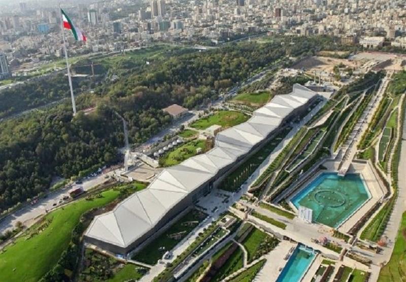 موزه داری رزمندههای قدیمی در قلب تهران