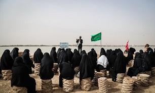 کانون پیام آوران عاشورا به اردوی جهادی اعزام میشوند