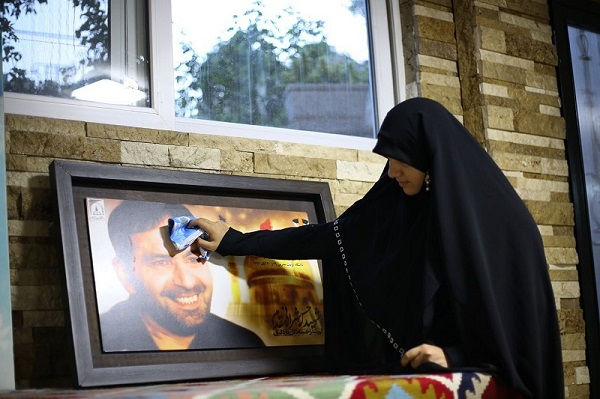 دختر شهید حسن تهرانیمقدم: