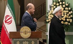 پیام رییسجمهورعراق برای ایران