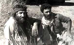 ماجرای سواری گرفتن شاهرخ از اسرای عراقی/ شهید هاشمی نام گروه شهید ضرغام را تغییر داد