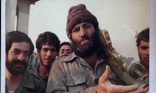قول شهید ضرغام به مردم برای دفاع از خاک کشور+ فیلم