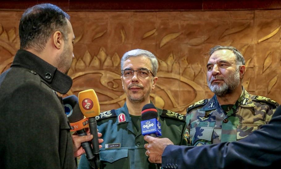ارتش مسؤول تأمین امنیت مرزهای مشترک با افغانستان شد