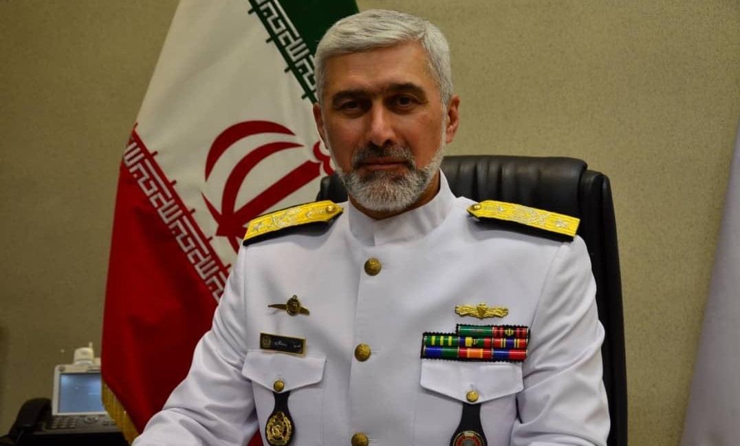 قابلیت ناو اطلاعاتی شیراز در مقابله با جنگ الکترومغناطیس