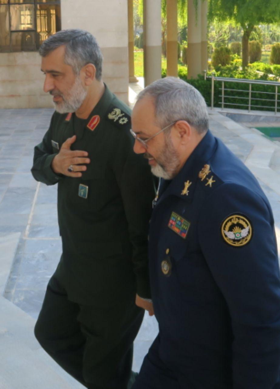 نیروهای مسلح جمهوری اسلامی ایران در دفاع از سپاه سینه سپر خواهند کرد