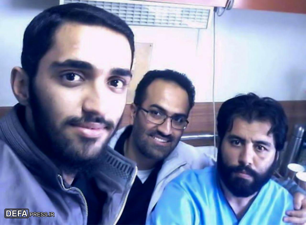 عکس/ سه شهید مدافع حرم در یک قاب