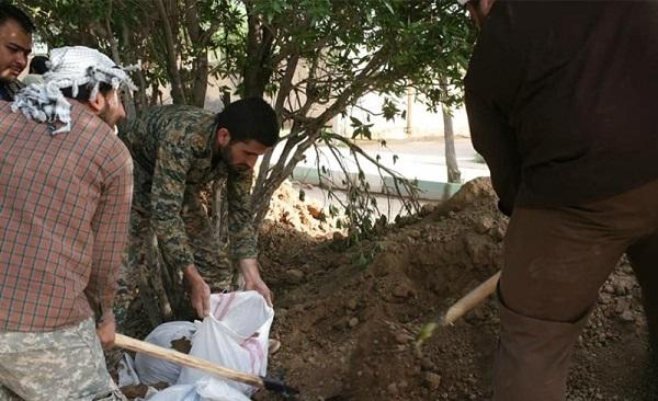 سوریه یا پلدختر، مدافعان حرم این روزها کجا هستند؟
