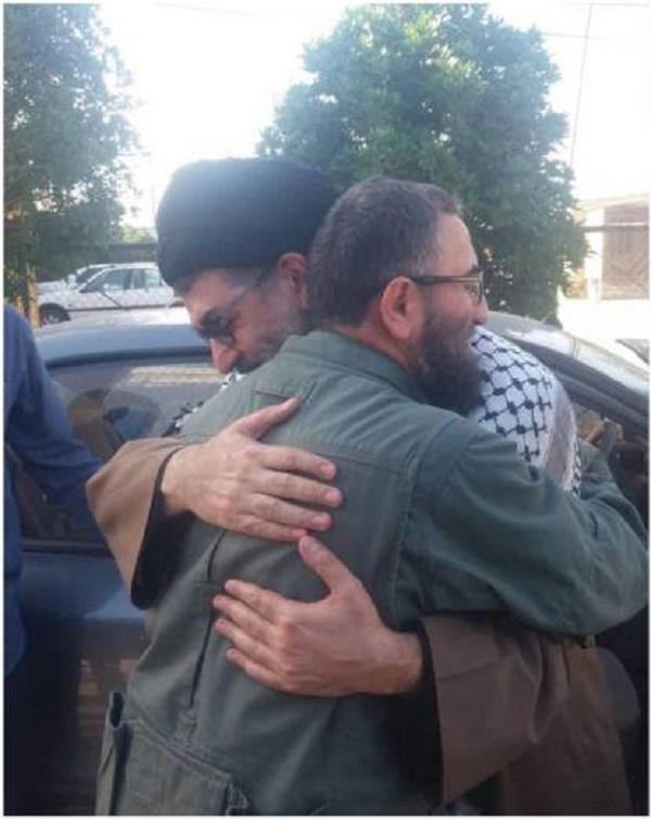 زیارت معاون فرمانده حشدالشعبی از ابدان شهدای دفاع مقدس+ تصاویر