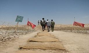 اعزام خبرنگاران لرستانی به مناطق عملیاتی غرب