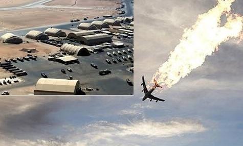 آتشافروزی منافقان با سقوط هواپیمایی اوکراینی و ترور سردار سلیمانی