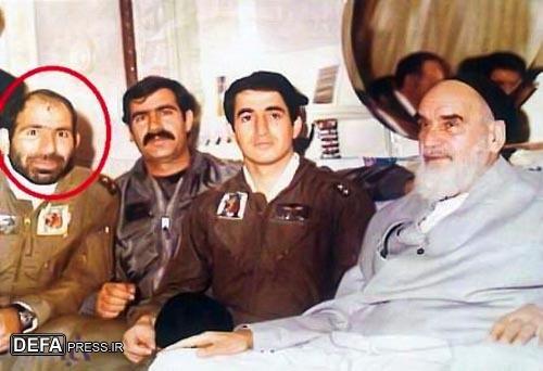 ماجرای شکست قهرمان نیروی هوایی پاکستان توسط شهید «مصطفی اردستانی»