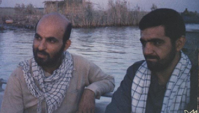 اولین فرمانده ایرانی ابومهدی المهندس که بود؟+ عکس
